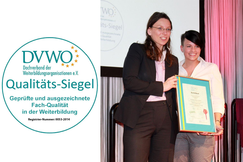 Simone Stargardt Auszeichnung